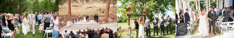 wedding ceremonies